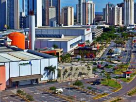 Mejores zonas dónde alojarse en Goiânia, Brasil