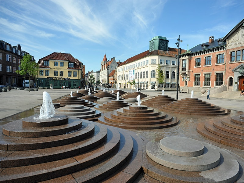 Best areas to stay in Aalborg - Centrum or Aalborg City Centre