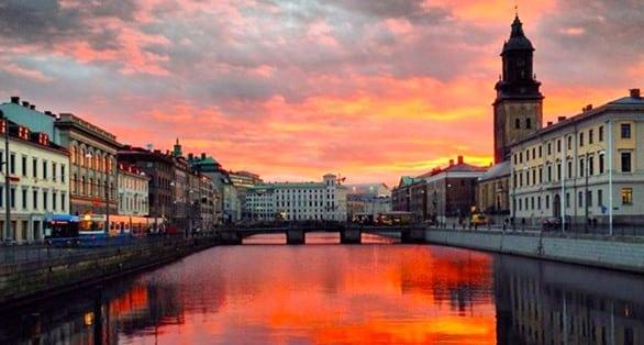 Best areas to stay in Gothenburg, Sweden - Centrum