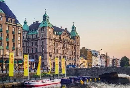 Mejores zonas donde alojarse en Malmö, Suecia - Centro Histórico