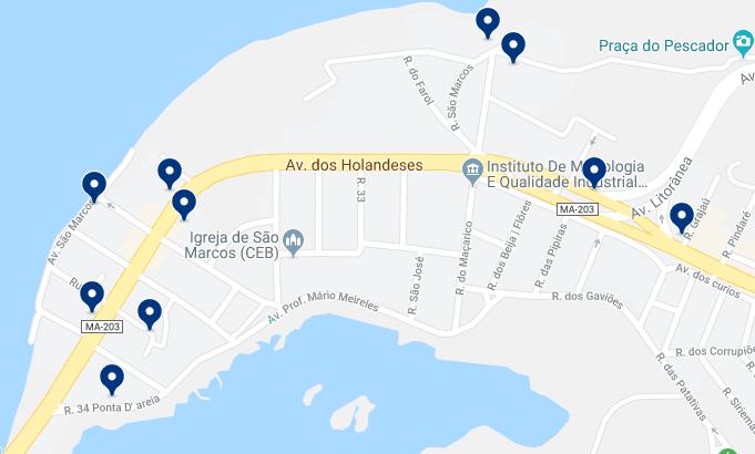 Alojamiento en Ponta do Farol – Haz clic para ver todo el alojamiento disponible en esta zona
