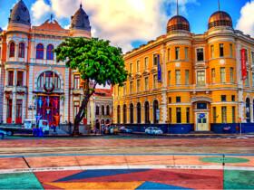 Dónde alojarse en Recife, Brasil