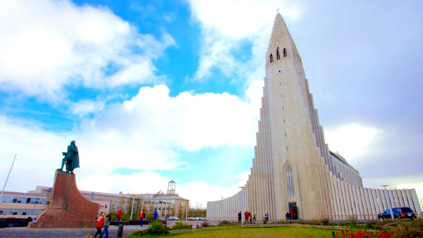 Where to stay in Reykjavik, Iceland - City Centre