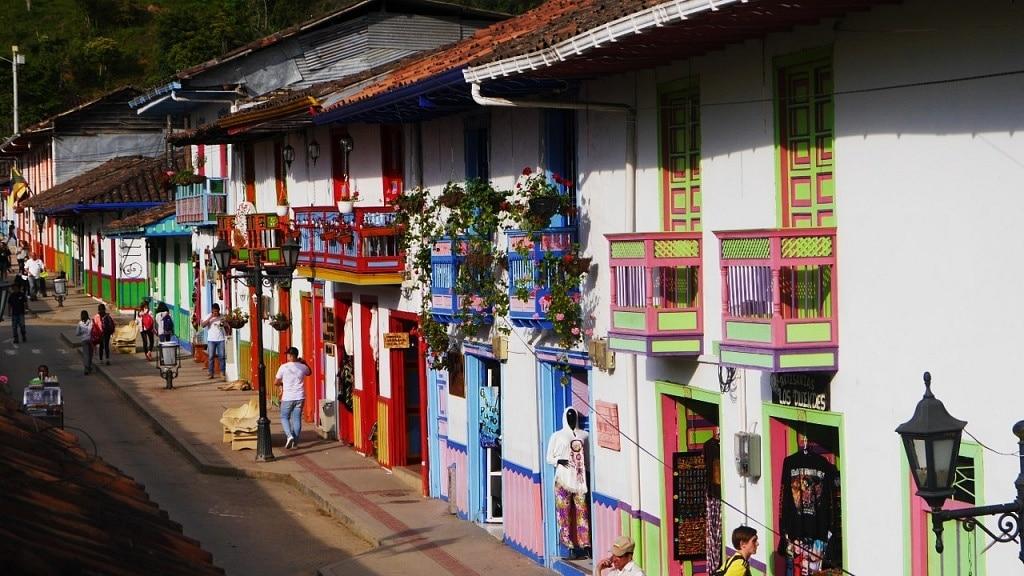 Dónde alojarse en Salento, Colombia - Centro de Salento