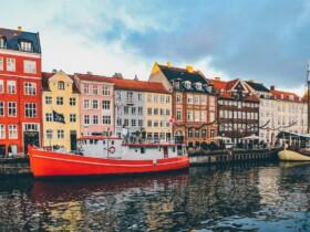 Las mejores zonas donde alojarse en Copenhague, Dinamarca