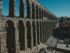 Las mejores zonas donde alojarse en Segovia, España