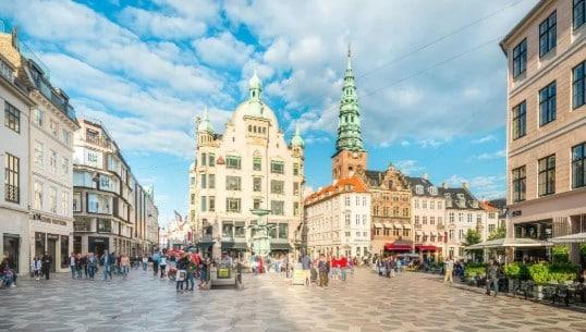 Best areas to stay in Copenhaguen - Copenhagen City Centre