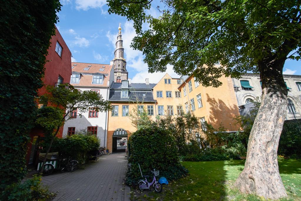 Best areas to stay in Copenhagen - Christianshavn
