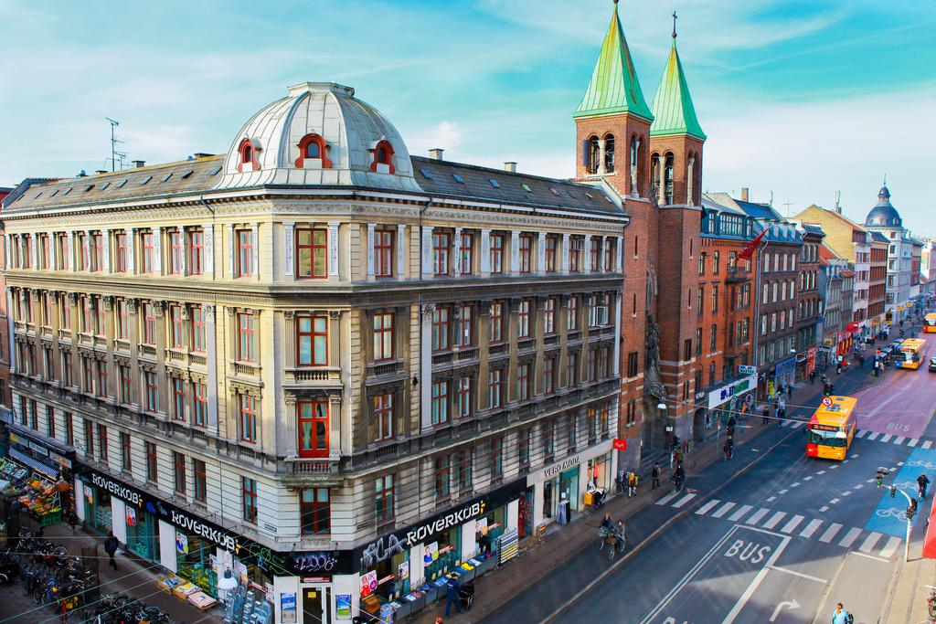 Where to stay in Copenhagen - Nørrebro