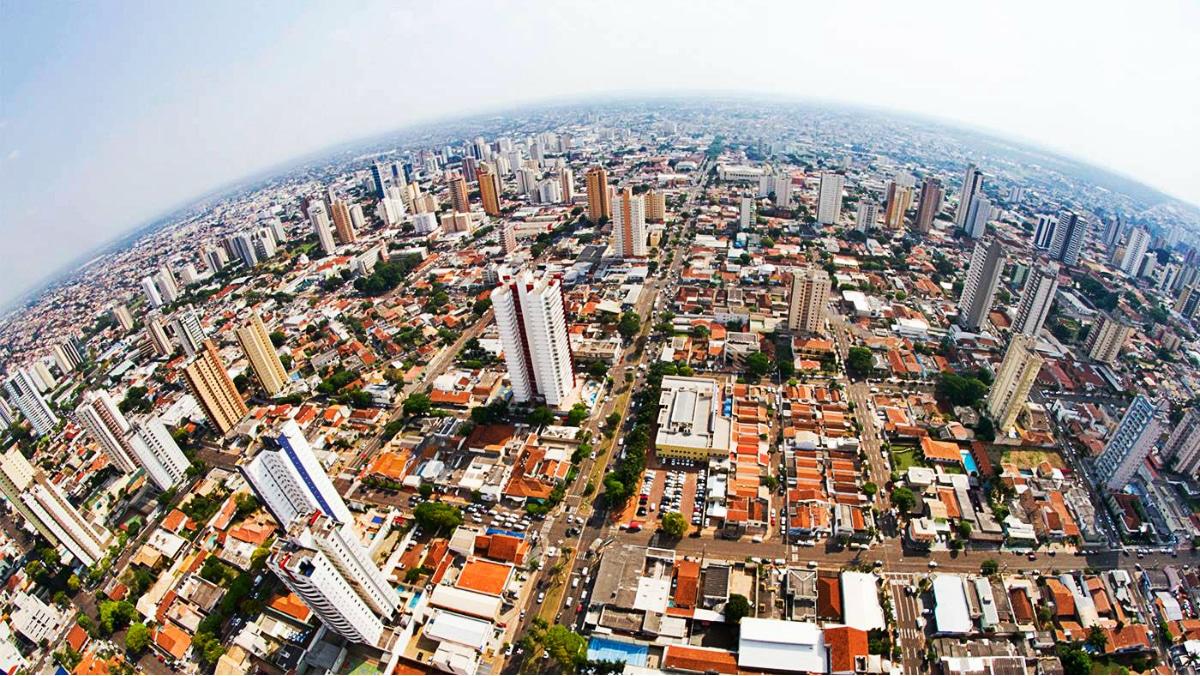 Dónde alojarse en Campo Grande, Brasil