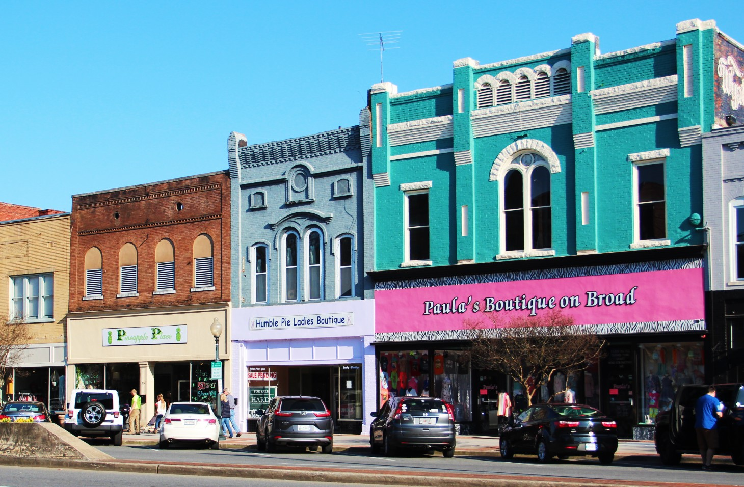 Where to stay in Rome, Georgia - Downtown