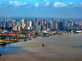 Mejores zonas dónde alojarse en Belém, Brasil