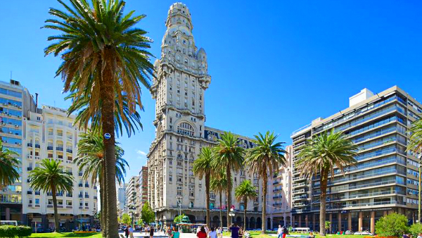 Where to stay in Montevideo - Ciudad Vieja