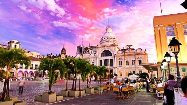 Dónde alojarse en Salvador de Bahía - Centro Histórico
