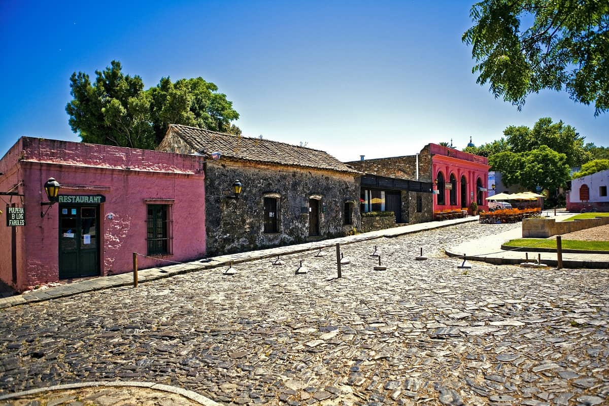 Where to stay in Colonia, Uruguay - Historic Center