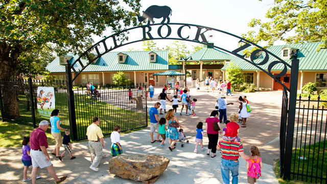 Where to stay in Little Rock, AR - Near the zoo