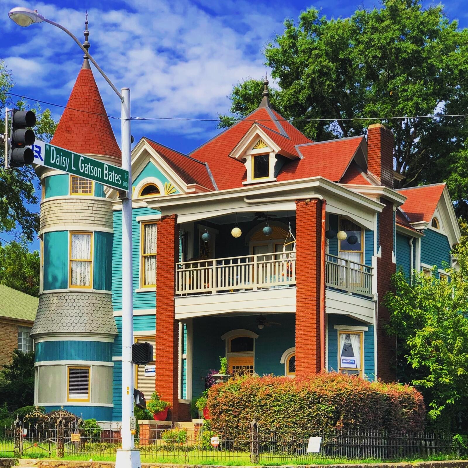 Las mejores zonas donde alojarse en Little Rock, Arkansas