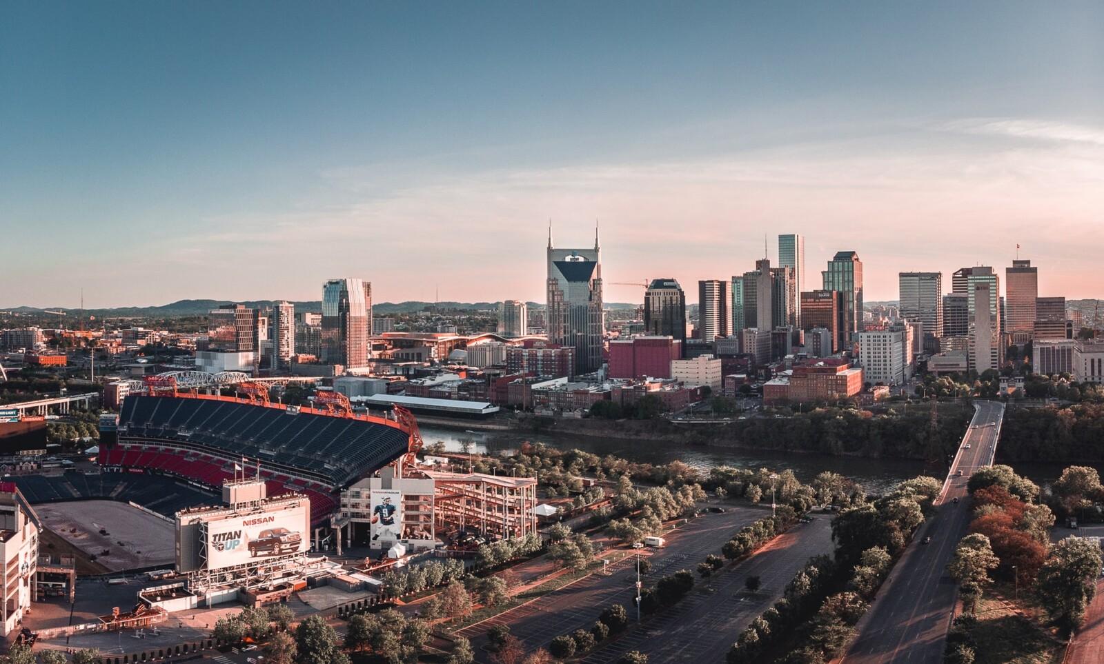 Las mejores zonas donde alojarse en Nashville, Tennessee