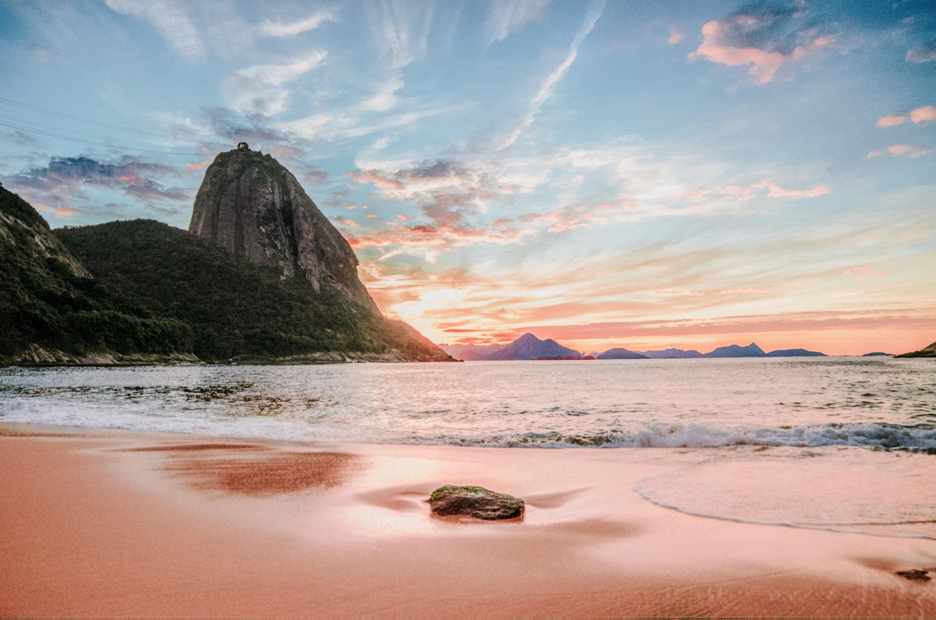 Las mejores zonas donde alojarse en Río de Janeiro, Brasil