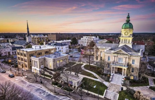 Best areas to stay in Athens, GA - Athens Historic District