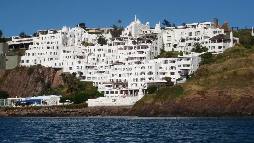 Zona recomendada donde alojarse en Punta del Este - Punta Ballena