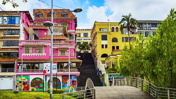 Where to stay in Cuenca, Ecuador - City Center