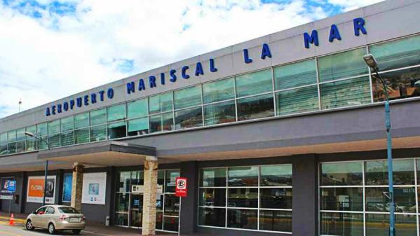 Dónde alojarse en Cuenca - Cerca del aeropuerto Mariscal Lamar