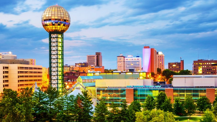 Best areas to stay in Knoxville, Tennessee - Downtown
