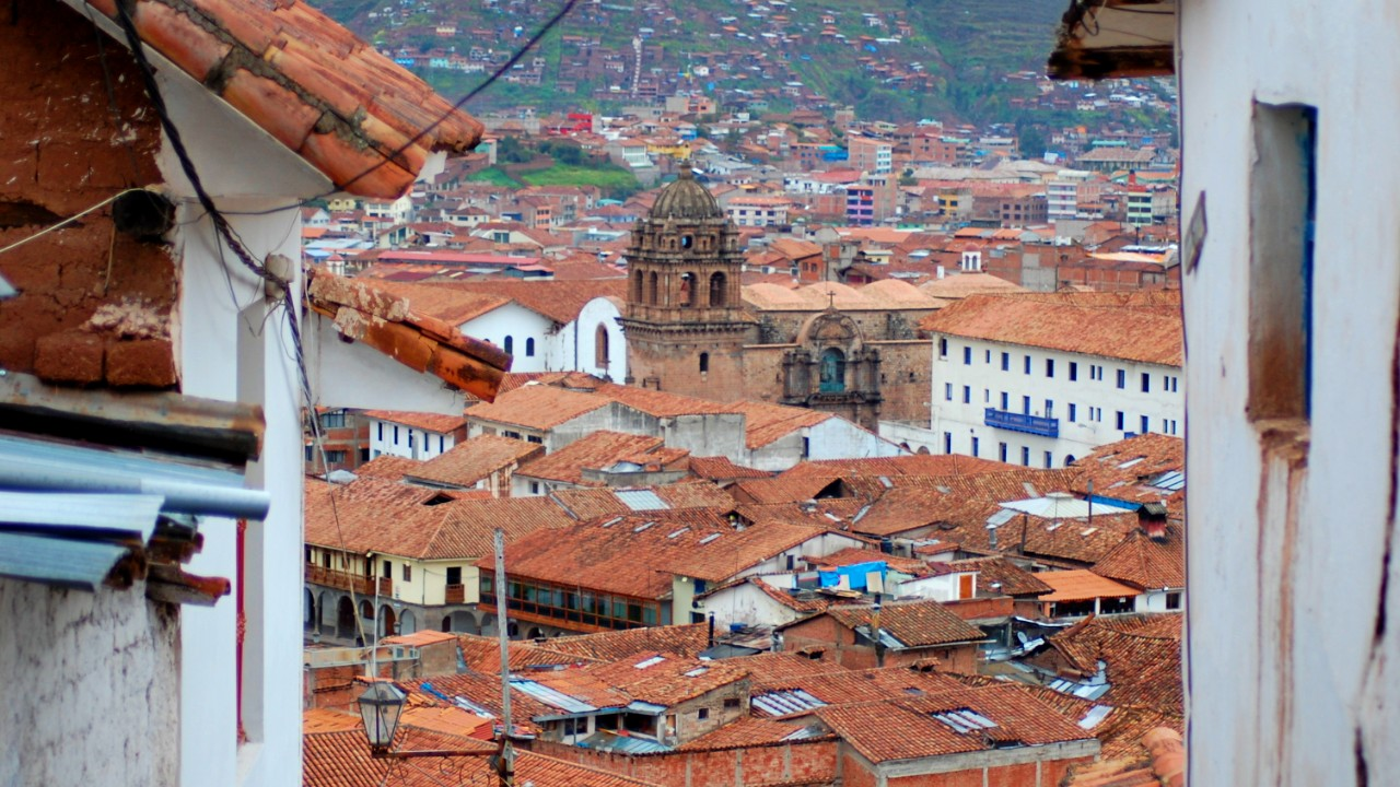 Best areas to stay to visit Machu Picchu - Cusco