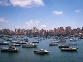 Las mejores zonas donde alojarse en Alejandría, Egipto