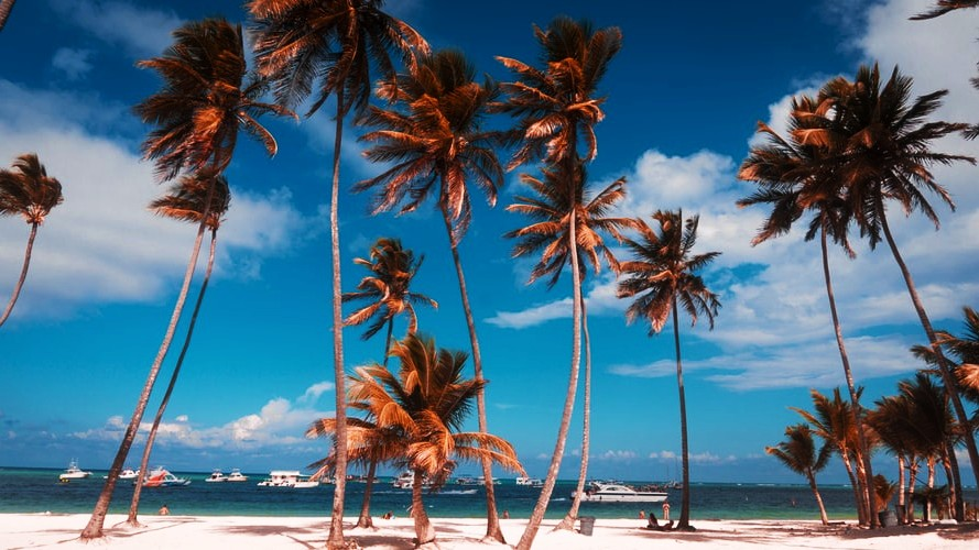 Mejores zonas donde alojarse en Punta Cana, República Dominicana - Playa Bávaro