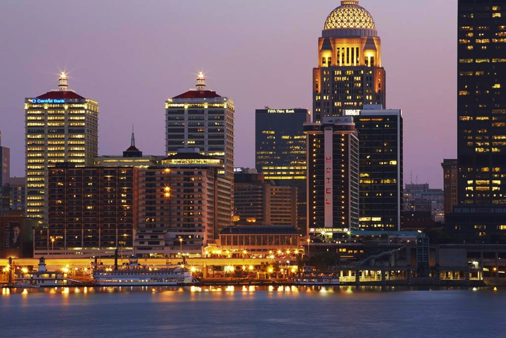 Best areas to stay in Louisville, Kentucky - Waterfront Park