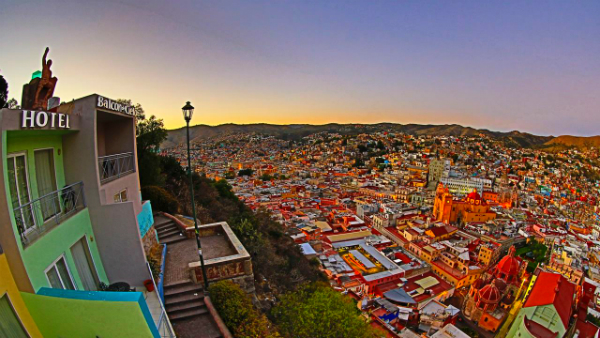 Where to stay in Guanajuato - Cata, San Javier and north