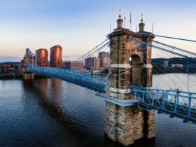 Las mejores zonas donde alojarse en Cincinnati, Ohio