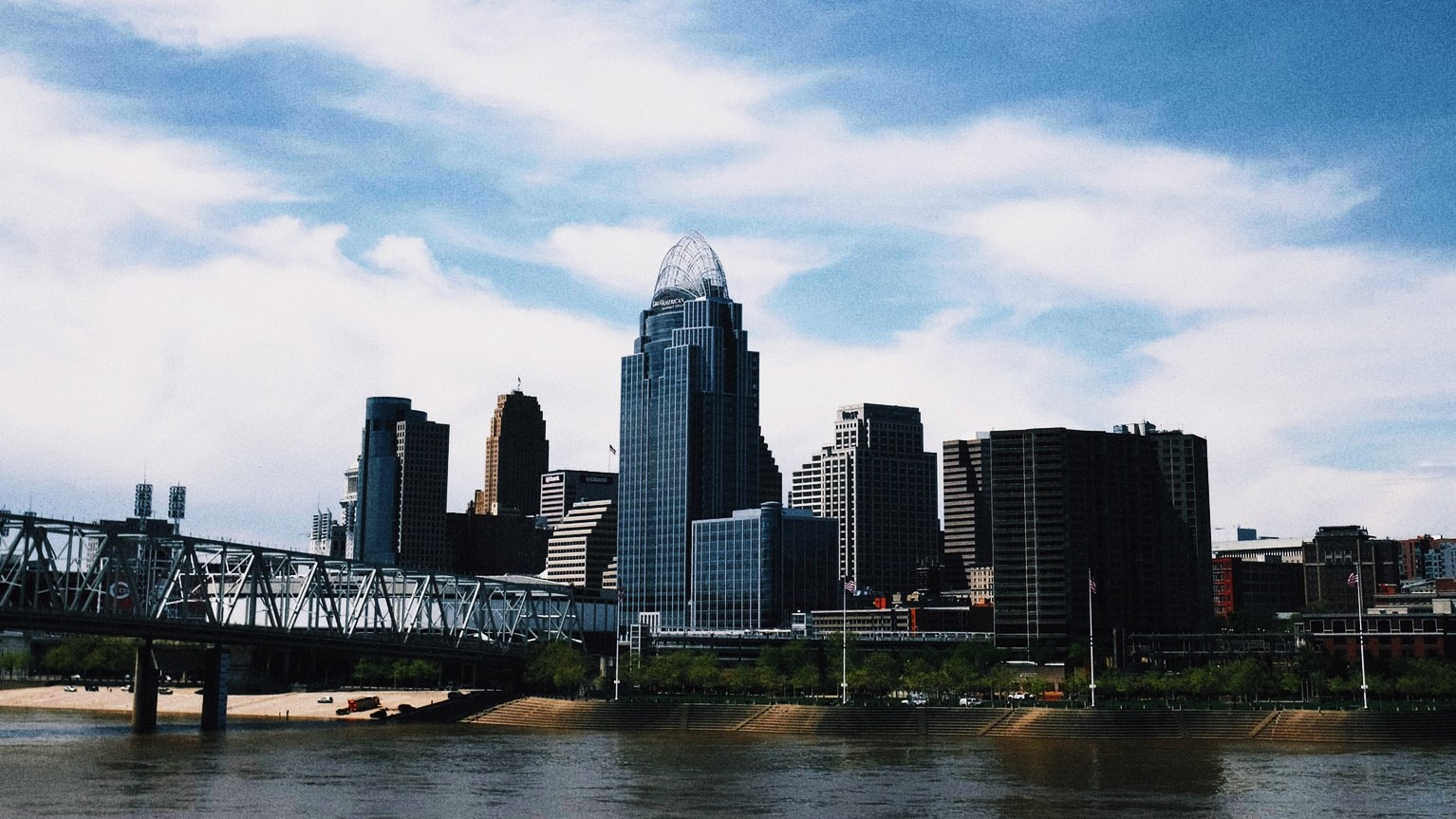 Where to stay in Cincinnati, Ohio - Downtown