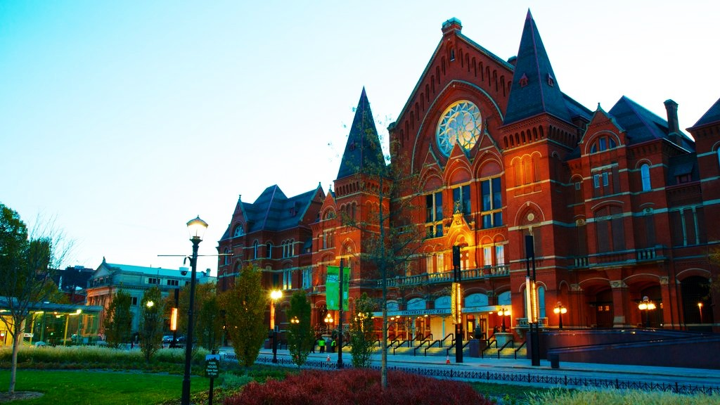 Recommended area to stay in Cincinnati - Near the Cincinnati Music Hall