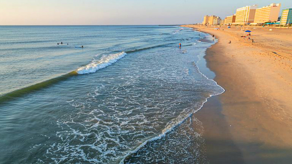Best areas to stay in Virginia Beach - Around the beach