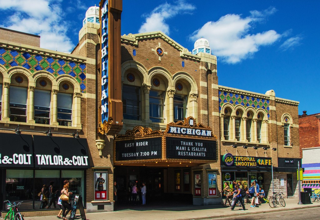 Where to stay in Ann Arbor, Michigan - Kerrytown