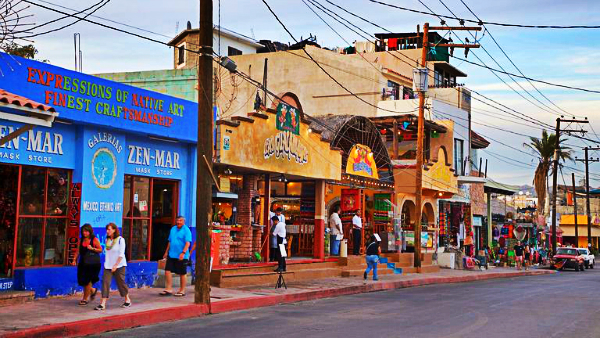 Best area to stay in Cabo San Lucas for business - Downtown