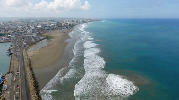 Where to stay in Manta, Ecuador - Near the port of Manta