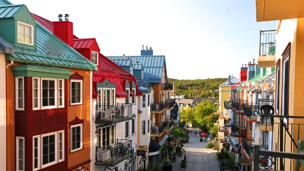 Where to stay in Mont Tremblant - Domaine Saint Bernard