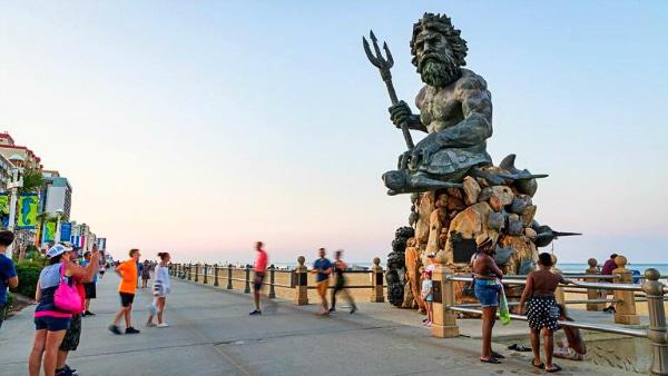 Where to stay in Virginia Beach - Near the beach