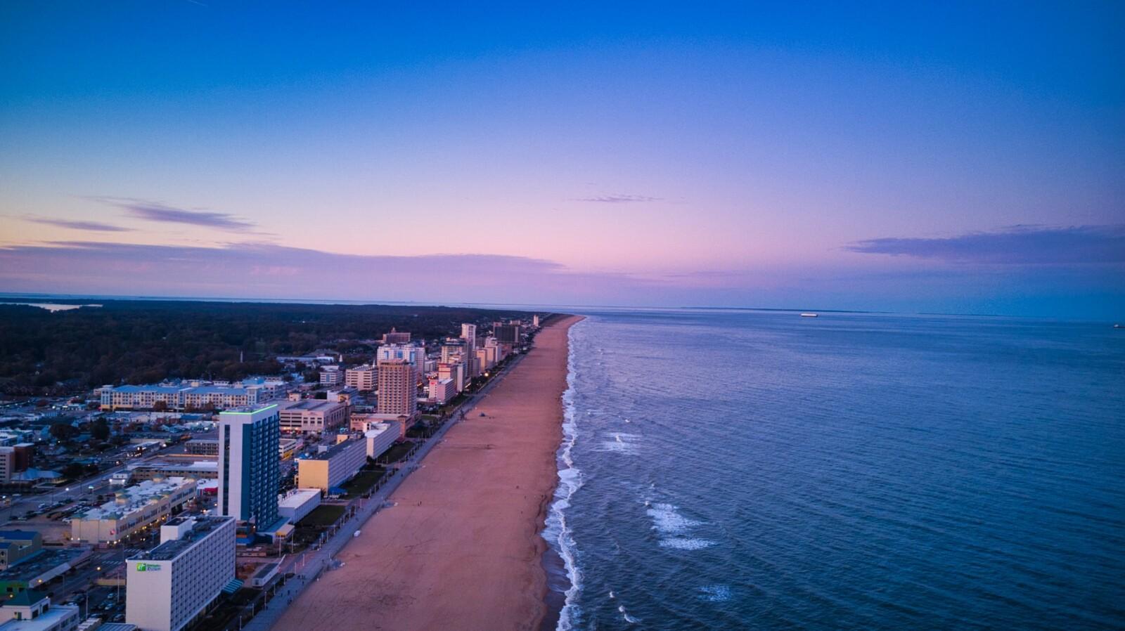 Las mejores zonas donde alojarse en Virginia Beach, VA