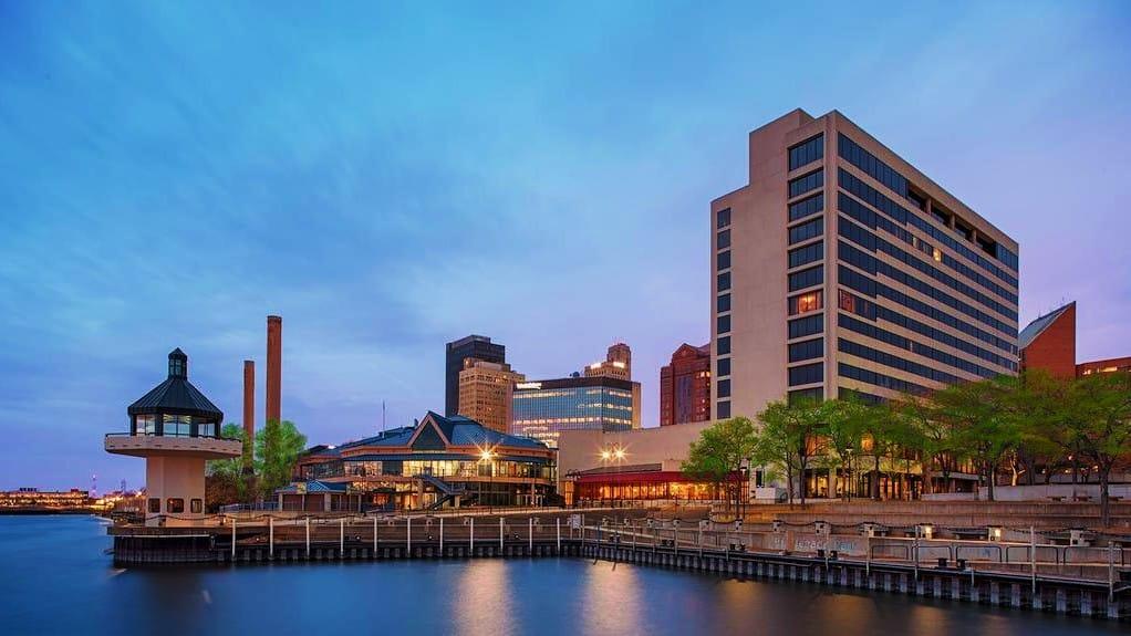 Where to stay in Toledo, Ohio - Center City
