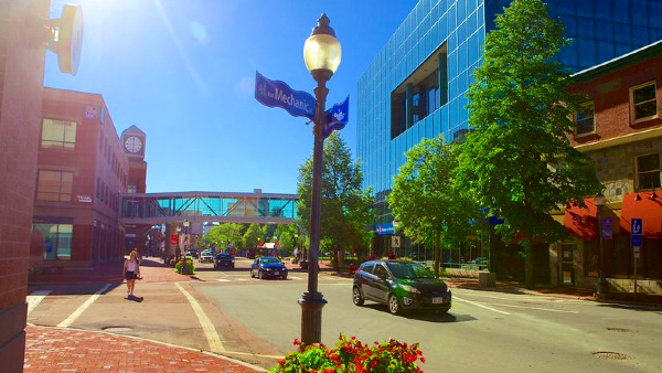 Best areas to stay in Moncton - Moncton City Centre