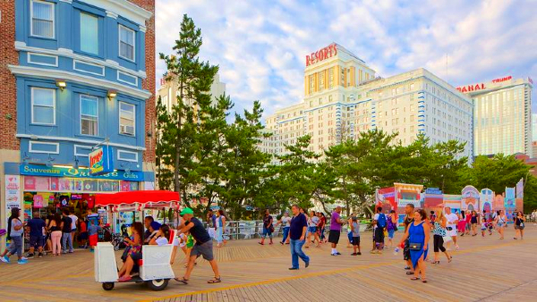 Where to stay in Atlantic City - Near Atlantic City Boardwalk