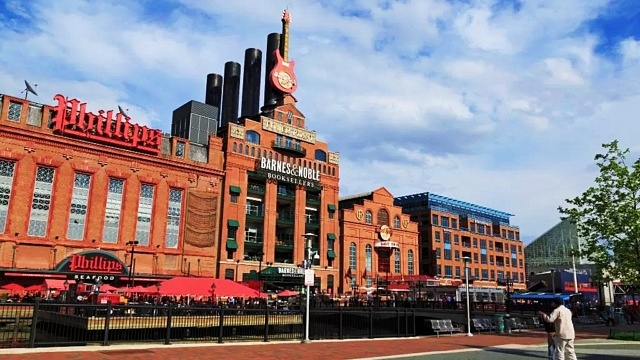Where to stay in Baltimore, Maryland - Inner Harbor