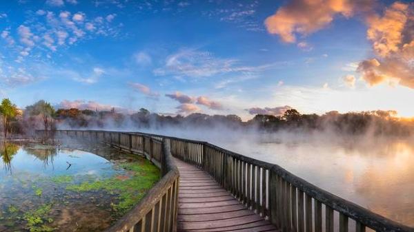 Best areas to stay in Rotorua - Rotorua Lakefront