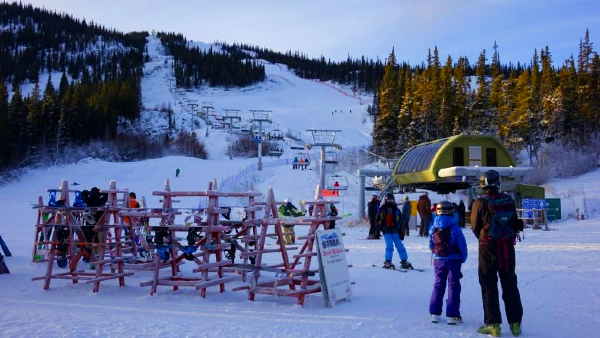 Best areas to stay in Whitehorse - Near Mount Sima Ski Resort