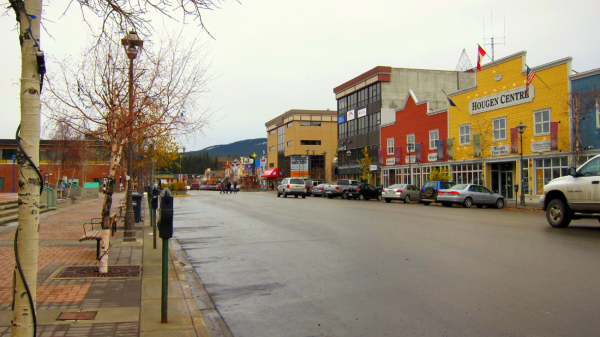Where to stay in Whitehorse - Whitehorse City Centre